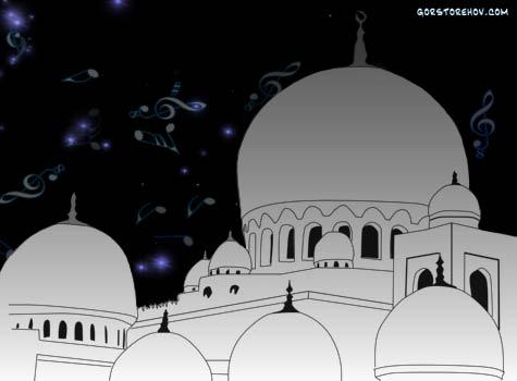 мажорные гаммы - арабские эмираты