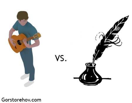 Музыка и литература - схожесть