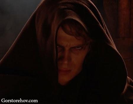 Я не хочу чтобы это повторилось - Звездные воины Месть Ситхов