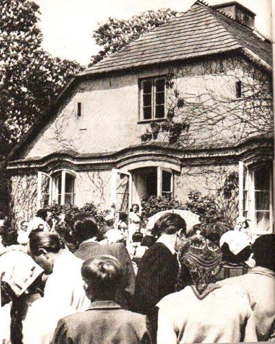 Дом Фредерика Шопена