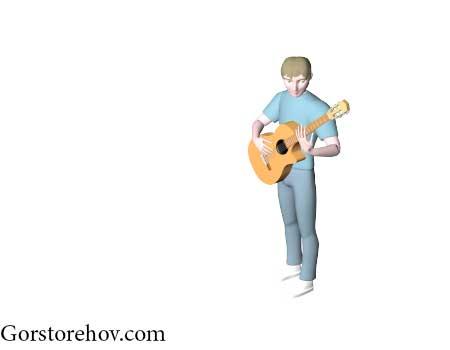 Акцент в музыке, музыкальная фраза продолжение