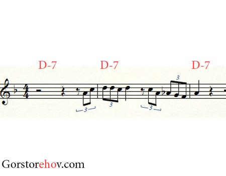 Фраза на D-7
