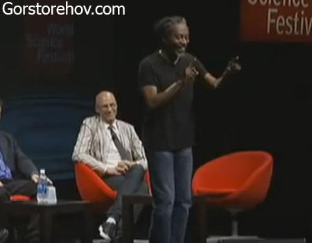 Роберт Макферрин и пентатоника - забавное видео (сила пентатоники)