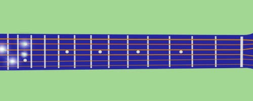 золотая секвенция - аккорд Am7