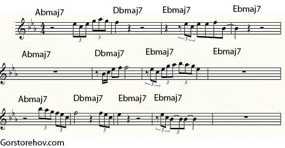 фразы получившиеся из красивого звукоряда
