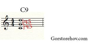 квинтовые аккорды