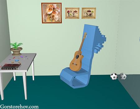 Как играть минорный блюз